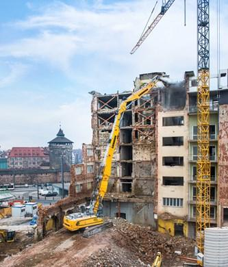 R 950 à r 980 démolition