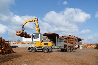 LH 35 M Timber litronic